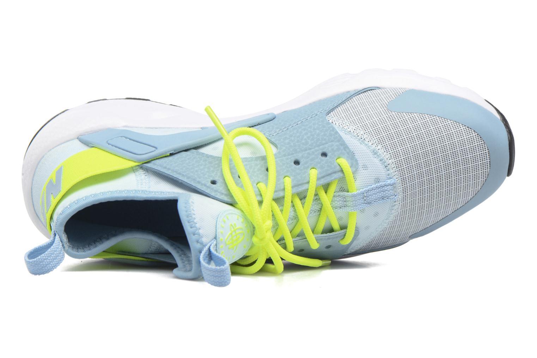 Baskets Nike Nike Air Huarache Run Ultra (Gs) Bleu vue gauche