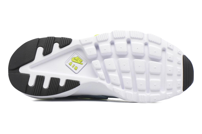 Baskets Nike Nike Air Huarache Run Ultra (Gs) Bleu vue haut