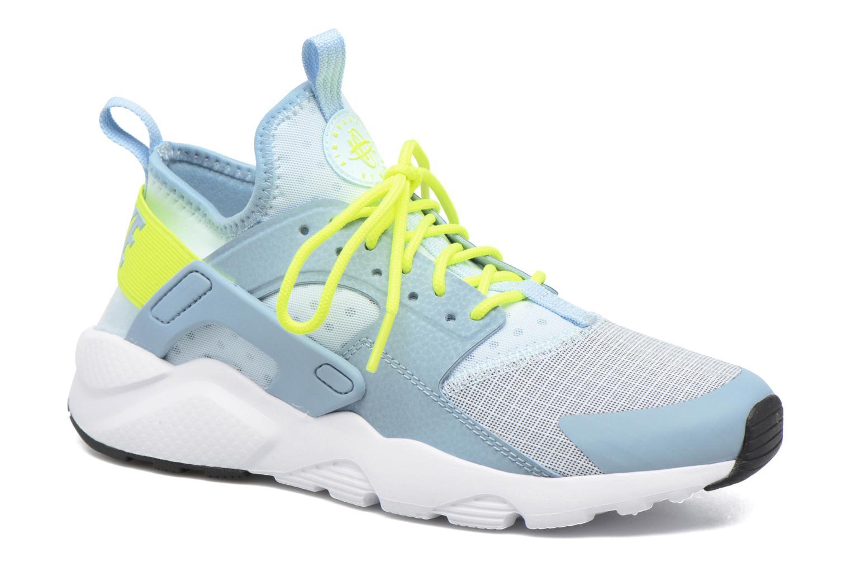 Baskets Nike Nike Air Huarache Run Ultra (Gs) Bleu vue détail/paire