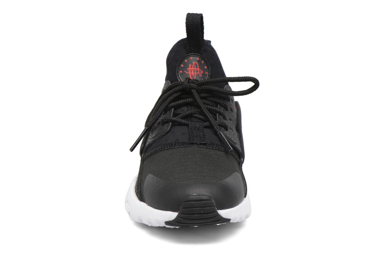 Sneaker Nike Nike Huarache Run Ultra (Ps) schwarz schuhe getragen