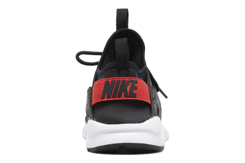 Sneaker Nike Nike Huarache Run Ultra (Ps) schwarz ansicht von hinten