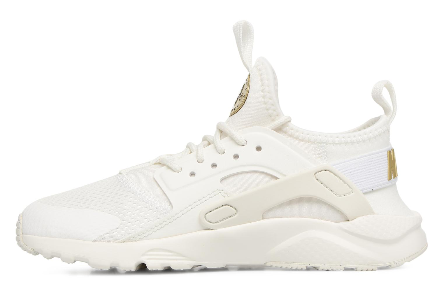 Baskets Nike Nike Huarache Run Ultra (Ps) Noir vue face