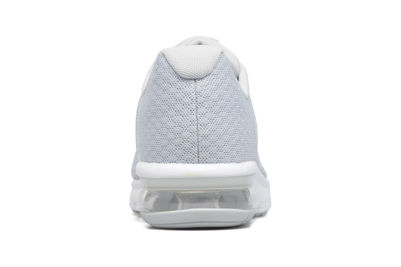 Baskets Nike Nike Air Max Sequent 2 (Gs) Gris vue droite