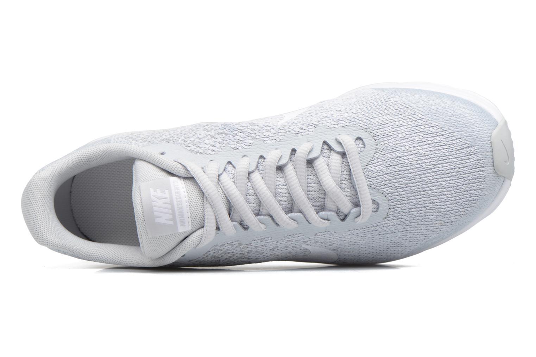Baskets Nike Nike Air Max Sequent 2 (Gs) Gris vue gauche