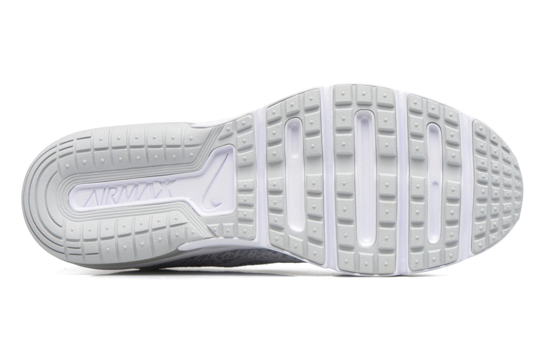 Baskets Nike Nike Air Max Sequent 2 (Gs) Gris vue haut