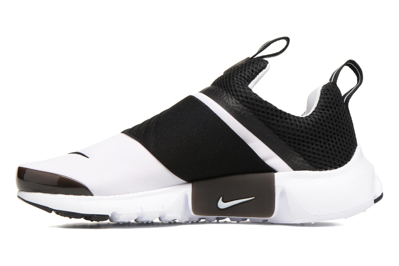 Baskets Nike Nike Presto Extreme (Gs) Blanc vue face