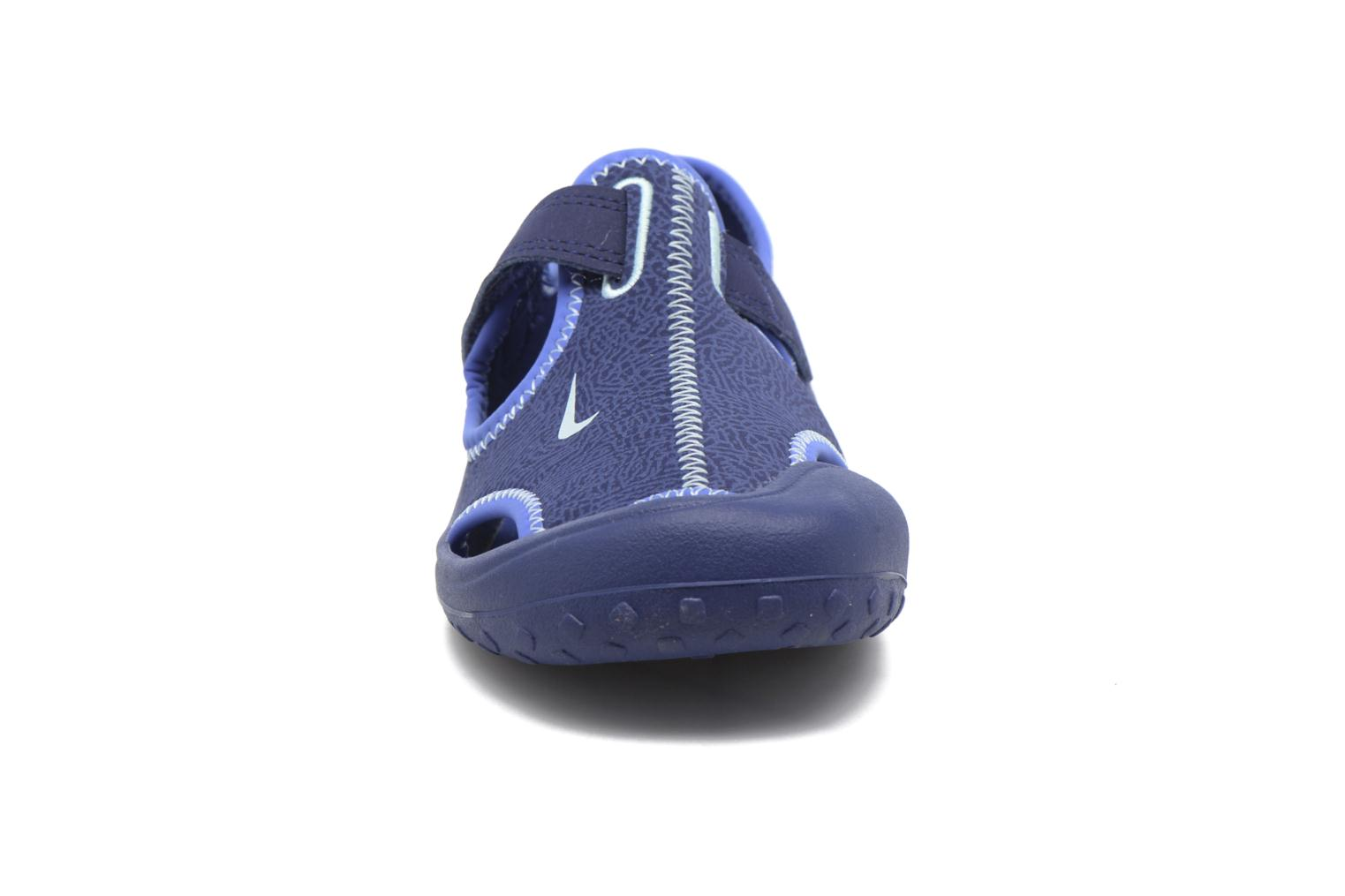 Sandals Nike Nike Sunray Protect (Ps) Blue model view