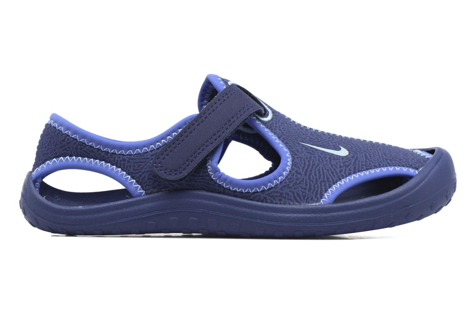 Sandals Nike Nike Sunray Protect (Ps) Blue back view