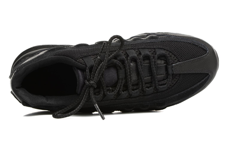 Baskets Nike Nike Air Max 95 (Gs) Noir vue gauche