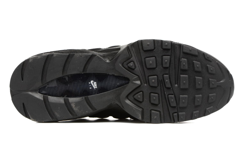 Baskets Nike Nike Air Max 95 (Gs) Noir vue haut