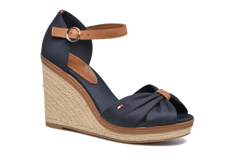 Zapatos promocionales Tommy Hilfiger Elena 56D (Azul) - Alpargatas   Casual salvaje