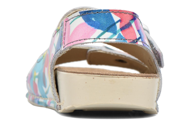 Sandales et nu-pieds Art A437 I Play Multicolore vue droite