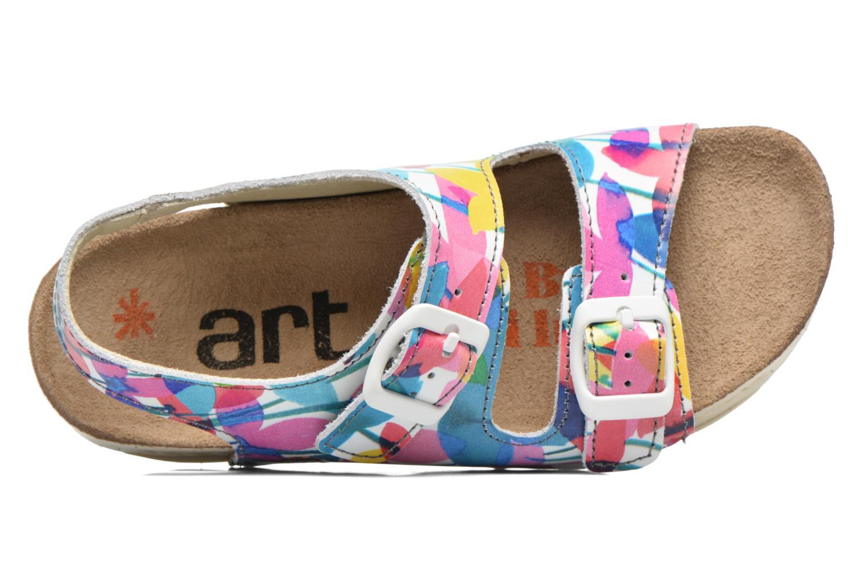 Sandales et nu-pieds Art A437 I Play Multicolore vue gauche
