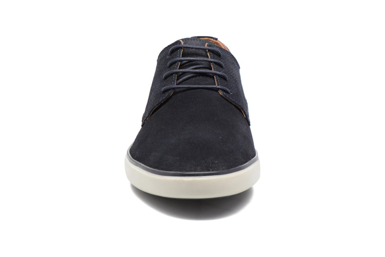 Chaussures à lacets Tommy Hilfiger George 1B Bleu vue portées chaussures