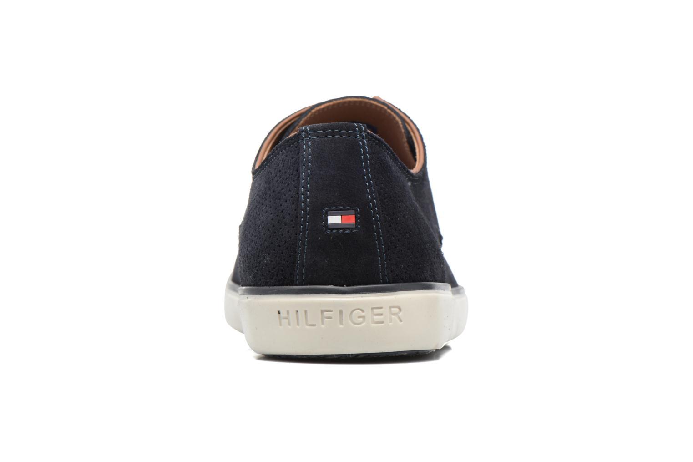 Chaussures à lacets Tommy Hilfiger George 1B Bleu vue droite