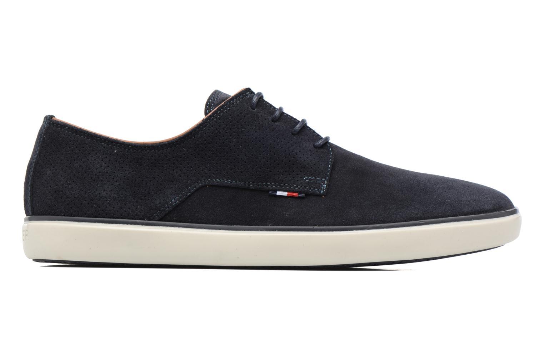 Chaussures à lacets Tommy Hilfiger George 1B Bleu vue derrière