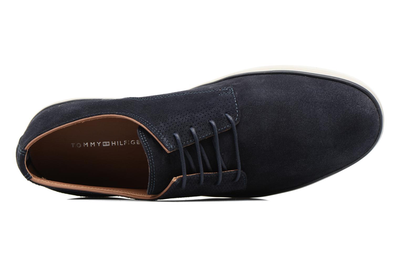 Chaussures à lacets Tommy Hilfiger George 1B Bleu vue gauche