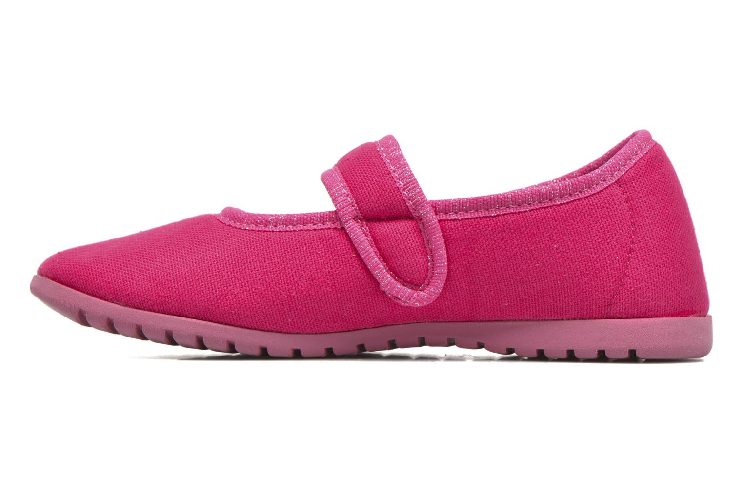 Slippers Giesswein Liebsted Pink front view