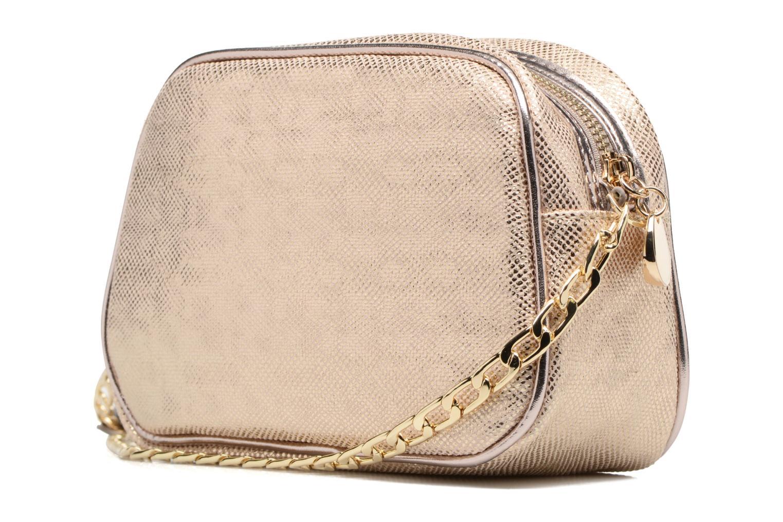 Handtaschen Menbur NIDELLA gold/bronze ansicht von rechts