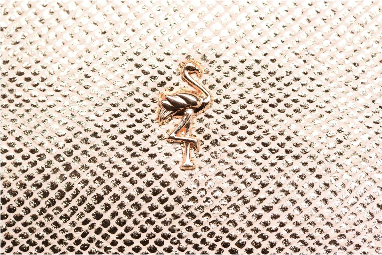 Handtaschen Menbur NIDELLA gold/bronze ansicht von links