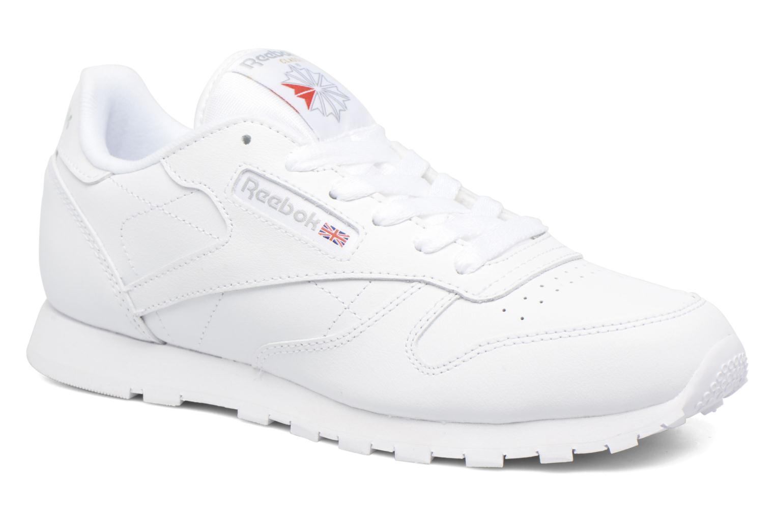 Classic Leather White-1