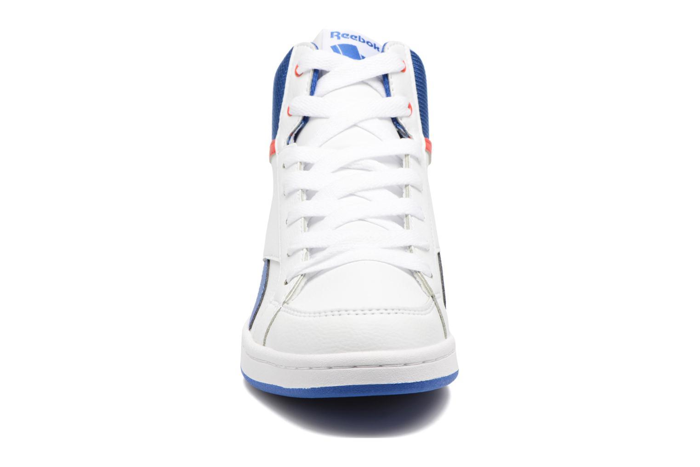 Baskets Reebok Reebok Royal Prime Mid Blanc vue portées chaussures