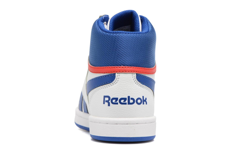 Reebok Royal Prime Mid White/Vital Blue/Primal Red