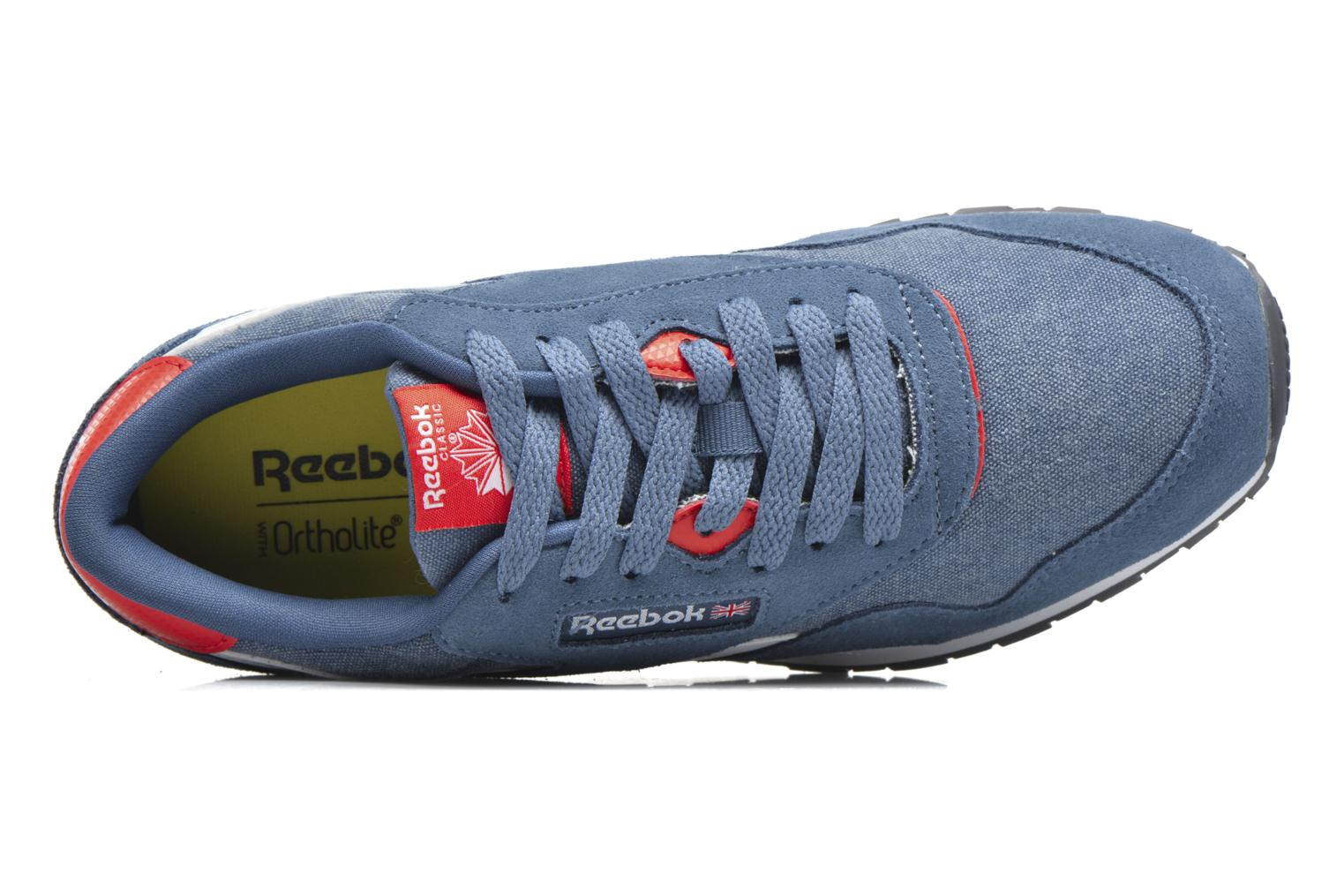 Cl Nylon Washed Brave Blue/Carotene/White/Lead