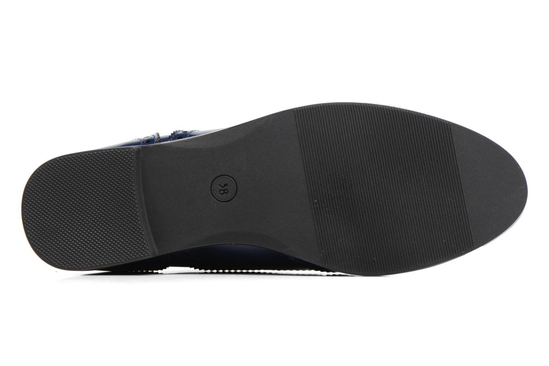 Veterschoenen I Love Shoes KIBROG Blauw boven