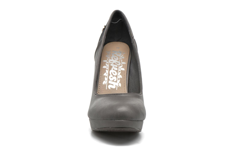 Escarpins Refresh Emilia-61172 Gris vue portées chaussures
