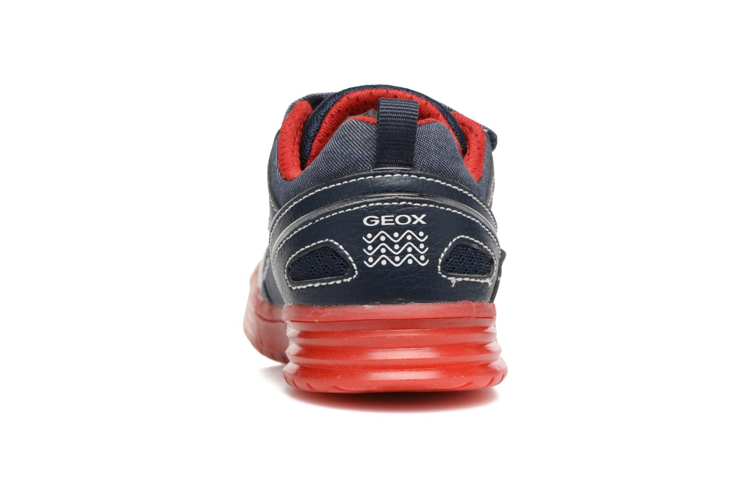J Argonat B. C J7229C Navy/red