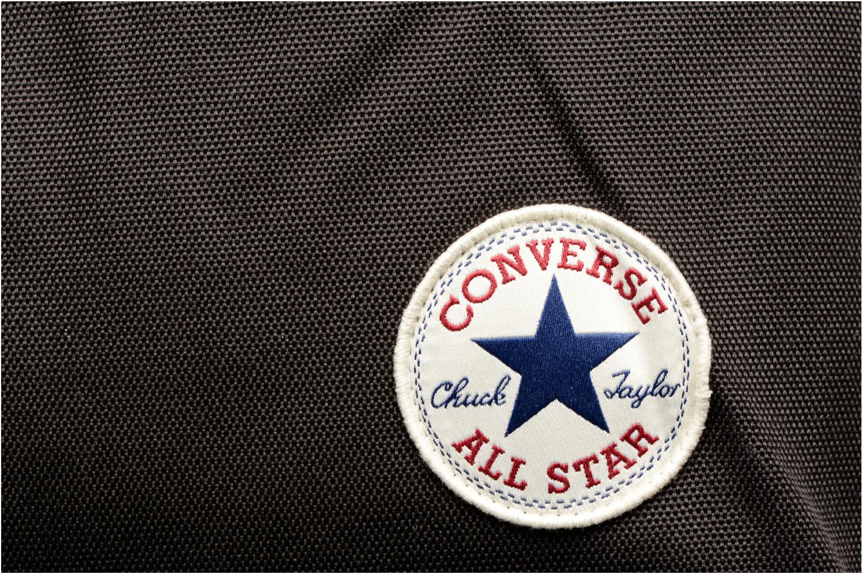 Sacs à dos Converse Poly Original Backpack L Noir vue gauche