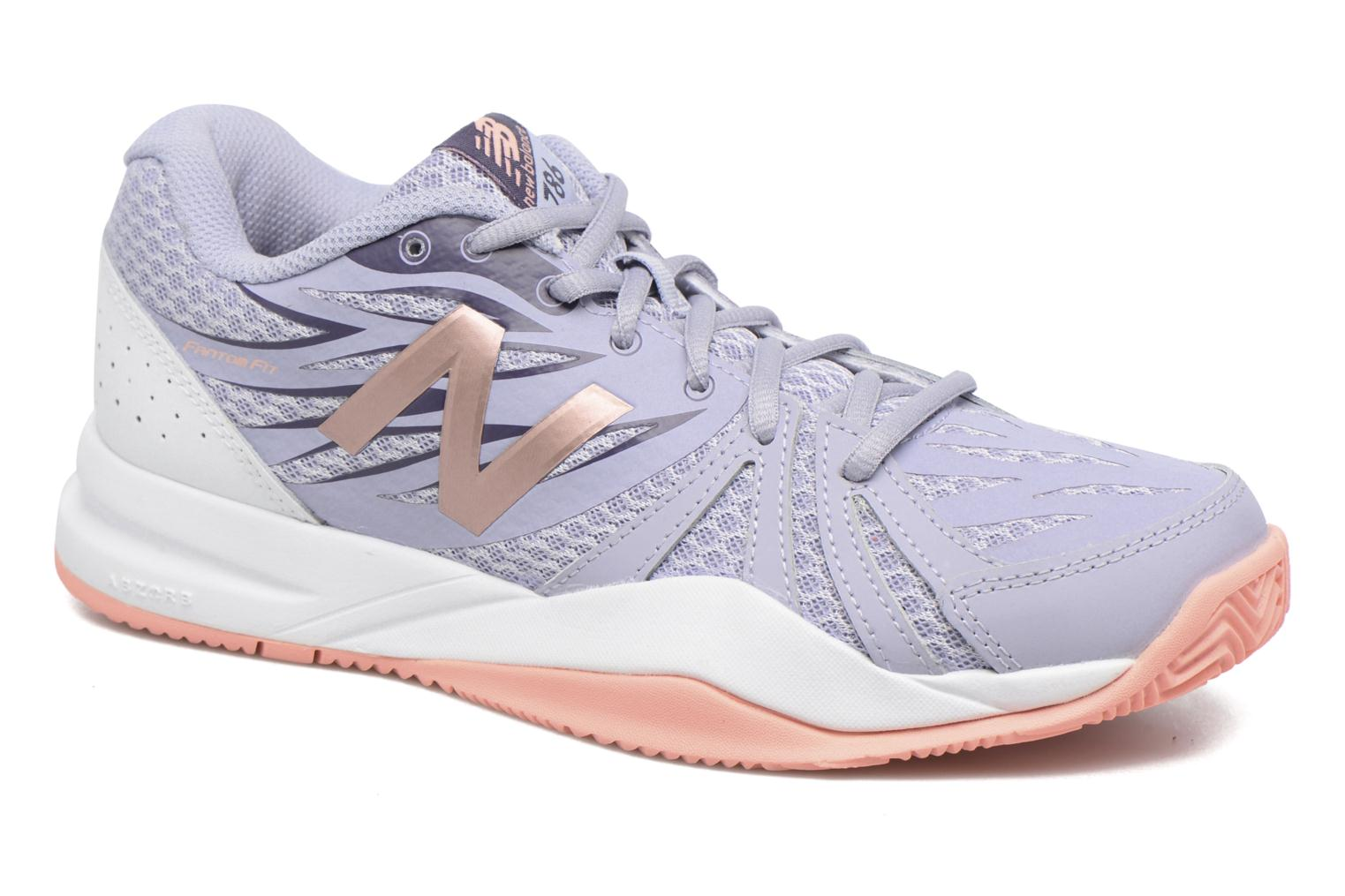 Marques Chaussure femme New Balance femme WC786 Cosmic Sky