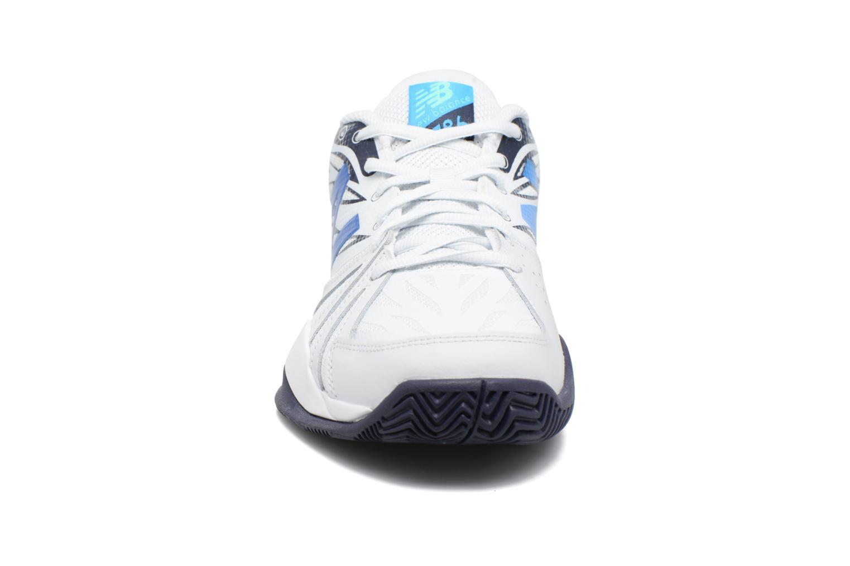 Chaussures de sport New Balance MC786 Blanc vue portées chaussures
