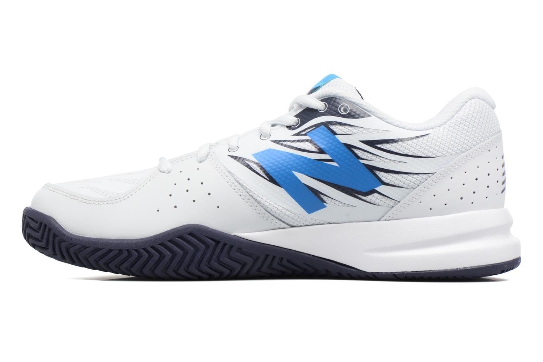 Chaussures de sport New Balance MC786 Blanc vue face