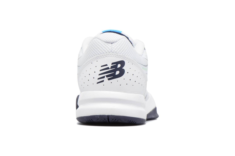 Chaussures de sport New Balance MC786 Blanc vue droite