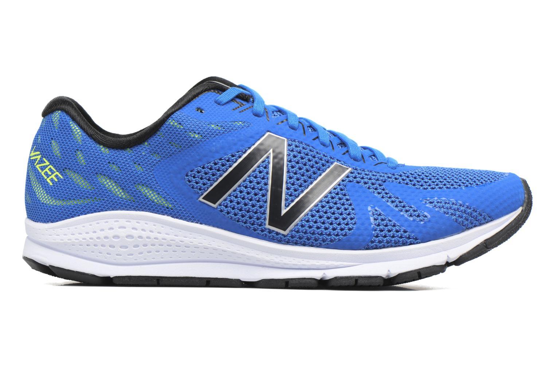 Chaussures de sport New Balance MURGE Bleu vue derrière