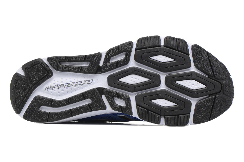 Chaussures de sport New Balance MURGE Bleu vue haut