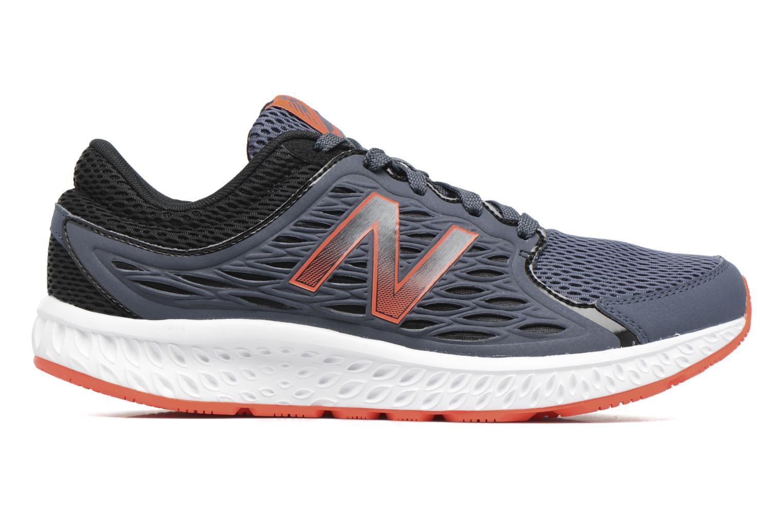 Chaussures de sport New Balance M420 Gris vue derrière