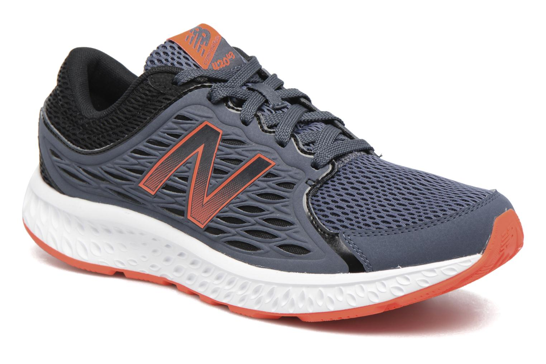 Chaussures de sport New Balance M420 Gris vue détail/paire