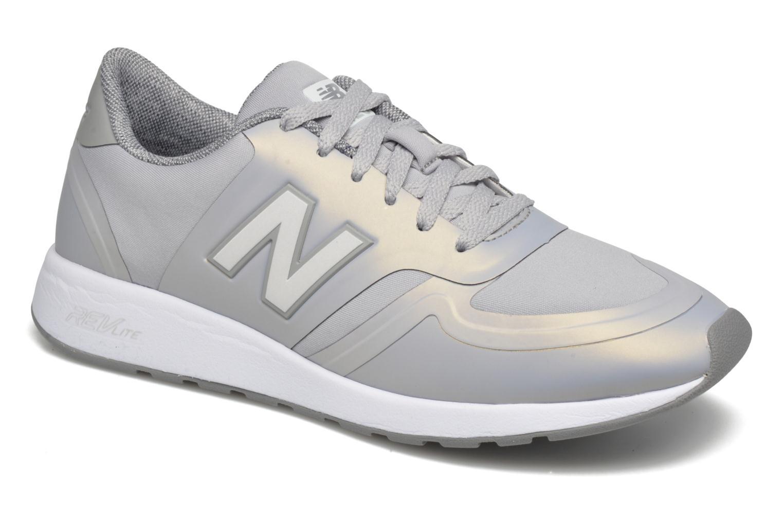 Grandes descuentos últimos zapatos New Balance WRL420 (Gris) - Deportivas Descuento