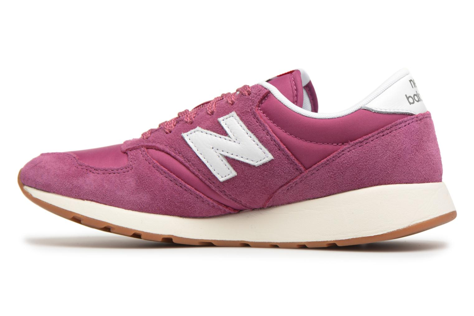 Baskets New Balance WRL420 Rose vue face