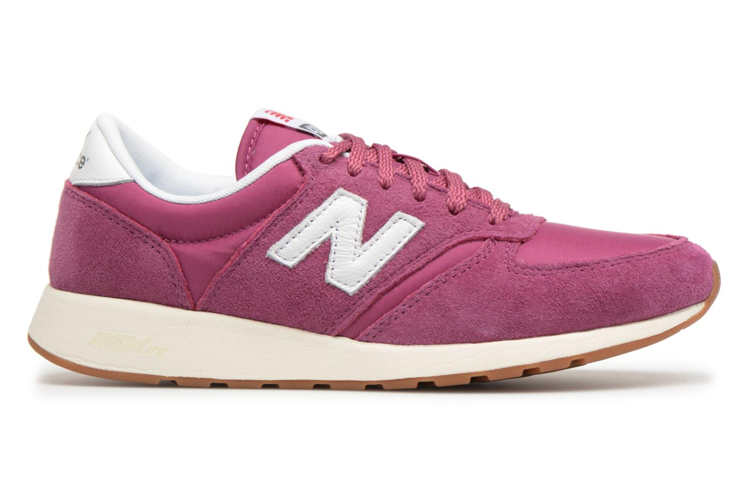 Trainers New Balance WRL420 Pink back view