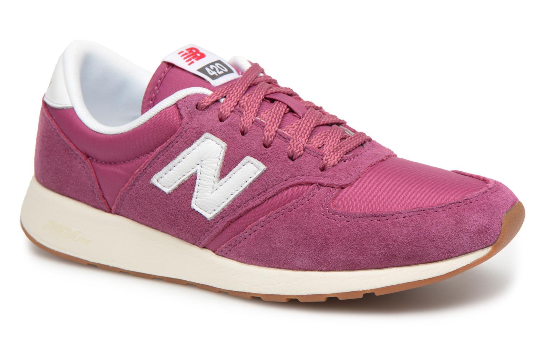 Zapatos promocionales New Balance WRL420 (Rosa) - Deportivas   Zapatos casuales salvajes
