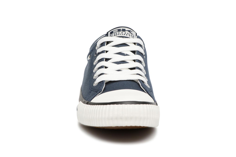 Baskets British Knights Master lo Bleu vue portées chaussures