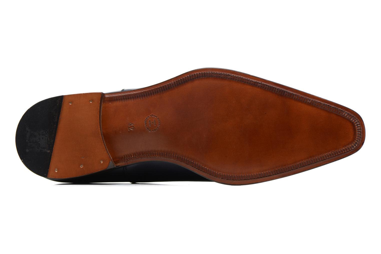 Snörade skor Marvin&Co Luxe Perfan Blå bild från ovan