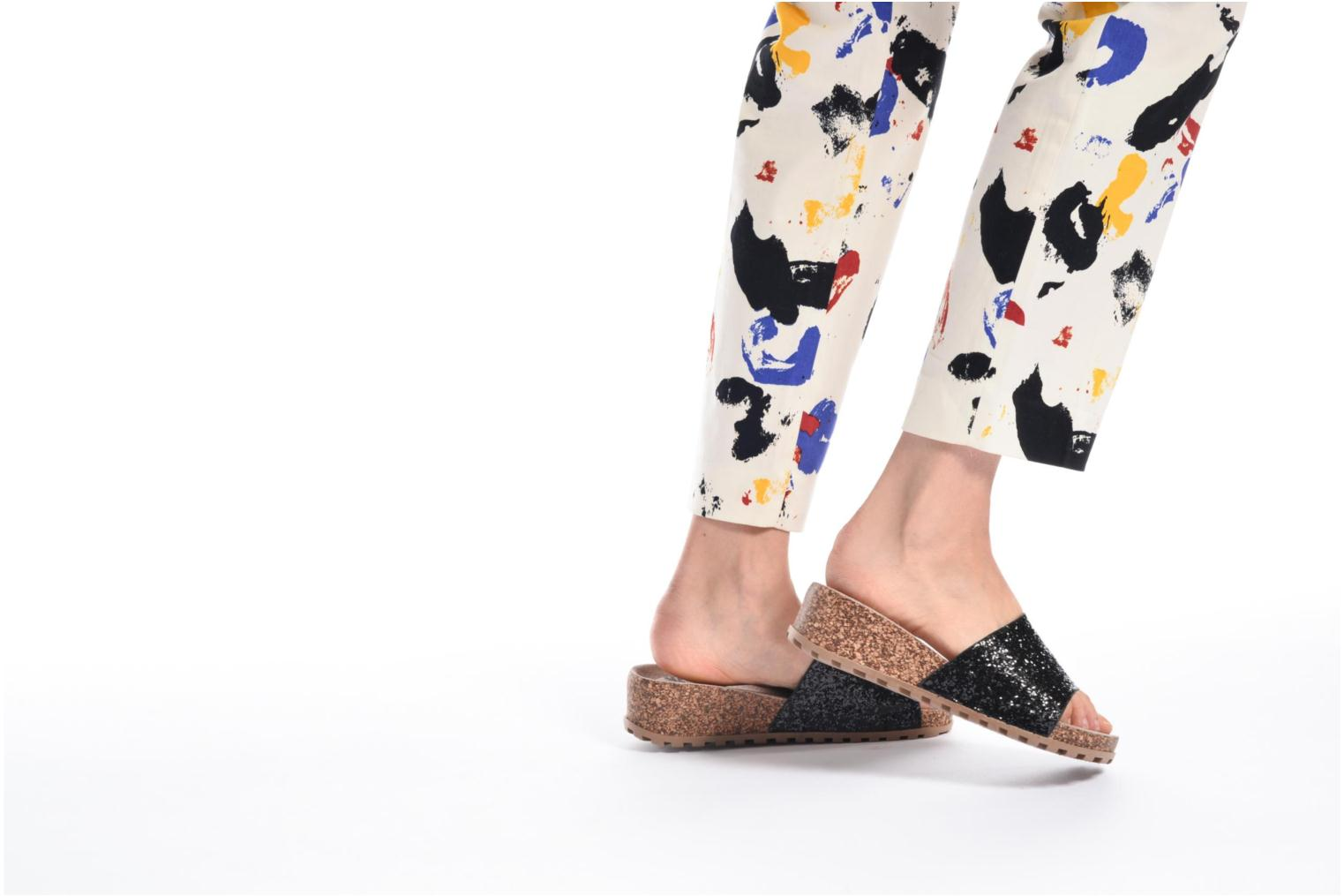 Mules & clogs Refresh Baille Blue view from underneath / model view