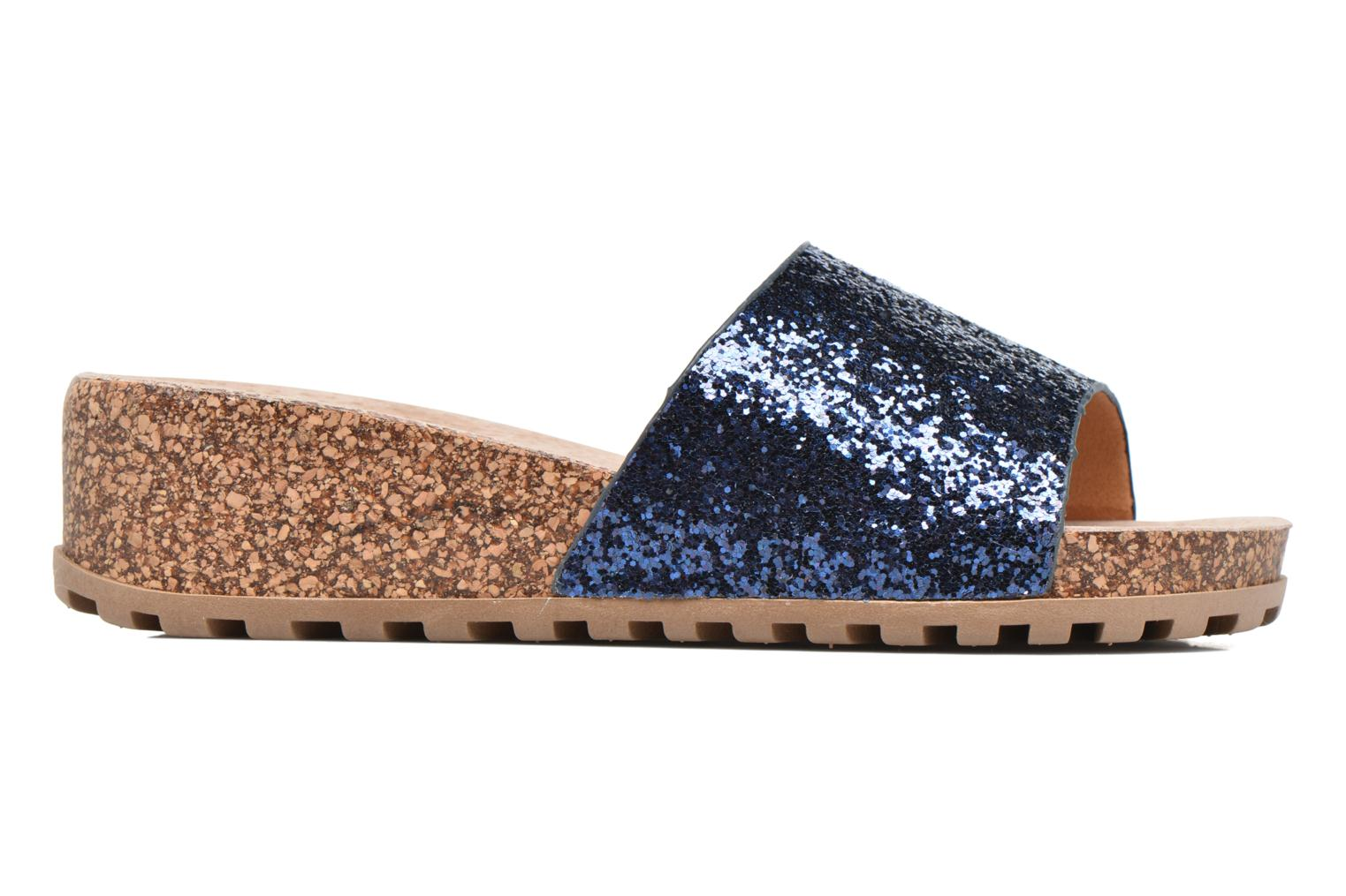 Mules & clogs Refresh Baille Blue back view