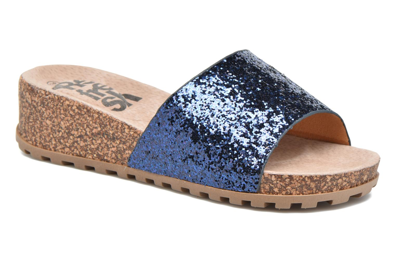 Mules & clogs Refresh Baille Blue detailed view/ Pair view