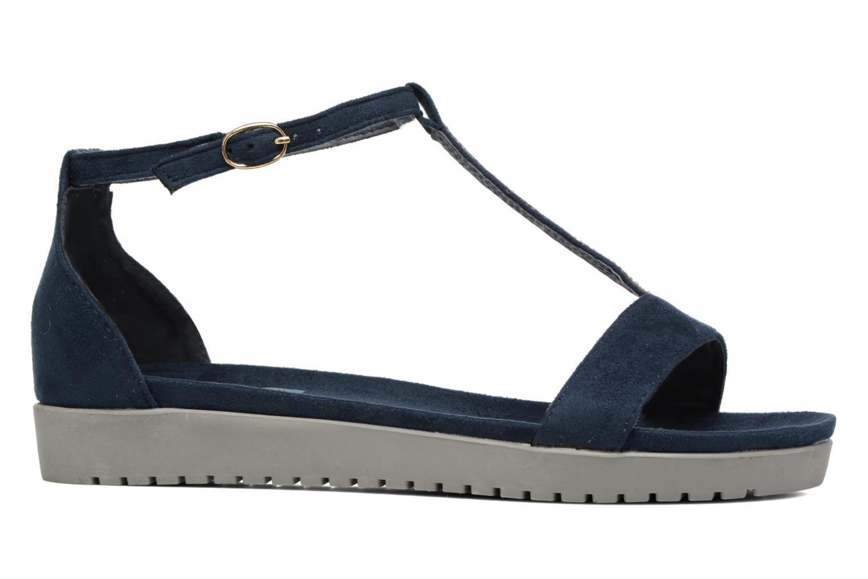 Sandales et nu-pieds Refresh Jovi Bleu vue derrière